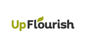 Logo for Upflourish.com