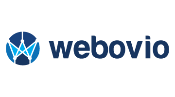 Logo for Webovio.com