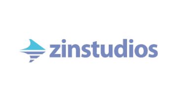 Logo for Zinstudios.com
