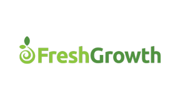 Logo for Freshgrowth.com