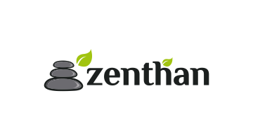 Logo for Zenthan.com