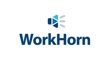 Logo for Workhorn.com