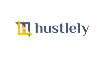 Logo for Hustlely.com