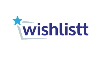 Logo for Wishlistt.com