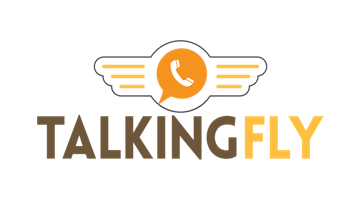 Logo for Talkingfly.com