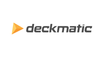 Logo for Deckmatic.com