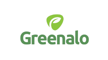 Logo for Greenalo.com