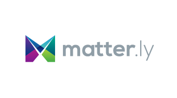 Logo for Matter.ly