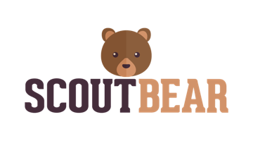 Logo for Scoutbear.com