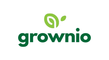 Logo for Grownio.com