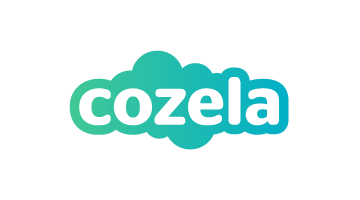 Logo for Cozela.com