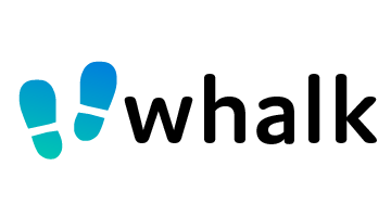 Logo for Whalk.com