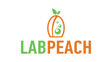 Logo for Labpeach.com