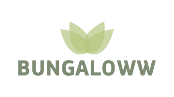 Logo for Bungaloww.com