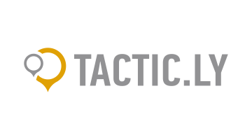 Logo for Tactic.ly