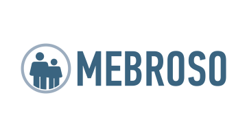 Logo for Mebroso.com