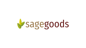 Logo for Sagegoods.com