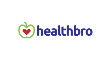 Logo for Healthbro.com