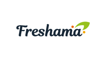 Logo for Freshama.com