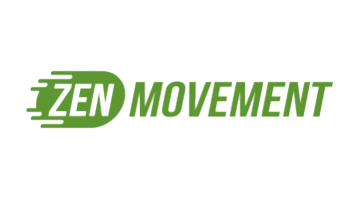 Logo for Zenmovement.com