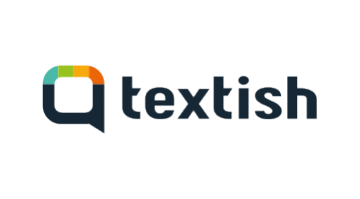Logo for Textish.com