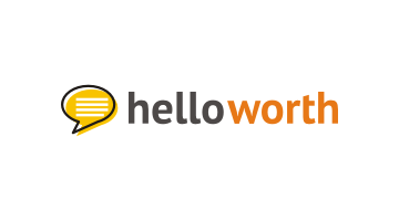 Logo for Helloworth.com
