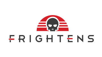 Logo for Frightens.com