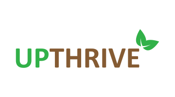 Logo for Upthrive.com