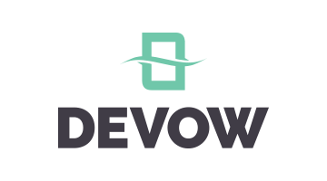 Logo for Devow.com