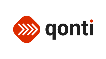 Logo for Qonti.com