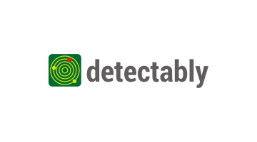 Logo for Detectably.com
