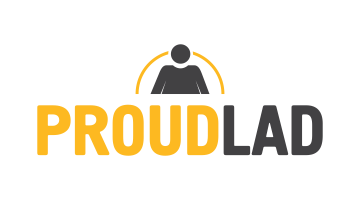Logo for Proudlad.com