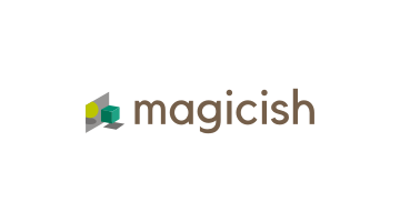 Logo for Magicish.com