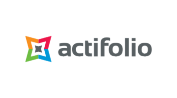 Logo for Actifolio.com