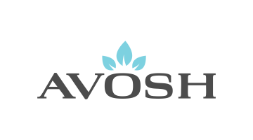 Logo for Avosh.com