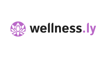 Logo for Wellness.ly