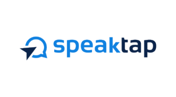 Logo for Speaktap.com