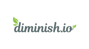 Logo for Diminish.io