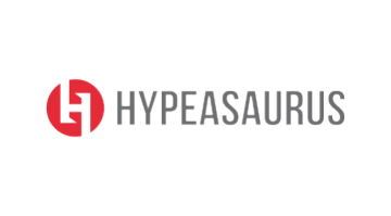 Logo for Hypeasaurus.com