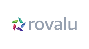 Logo for Rovalu.com