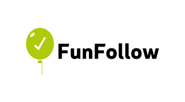 Logo for Funfollow.com