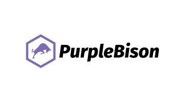 Logo for Purplebison.com
