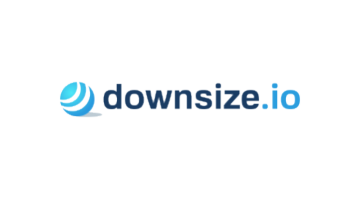 Logo for Downsize.io