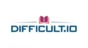 Logo for Difficult.io