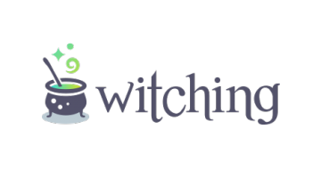 Logo for Witching.com