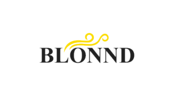 Logo for Blonnd.com