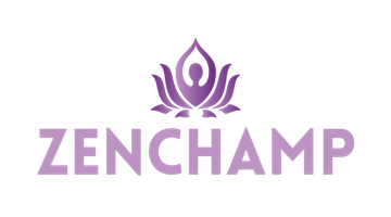 Logo for Zenchamp.com