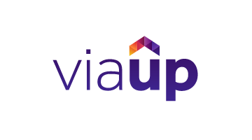 Logo for Viaup.com