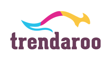 Logo for Trendaroo.com