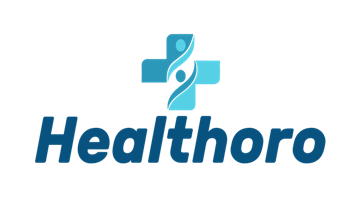 Logo for Healthoro.com